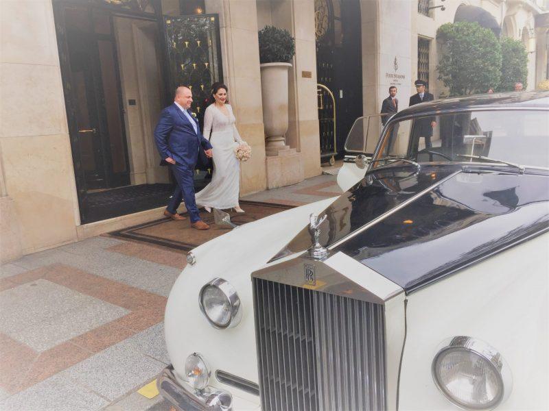 Location Rolls Royce avec chauffeur