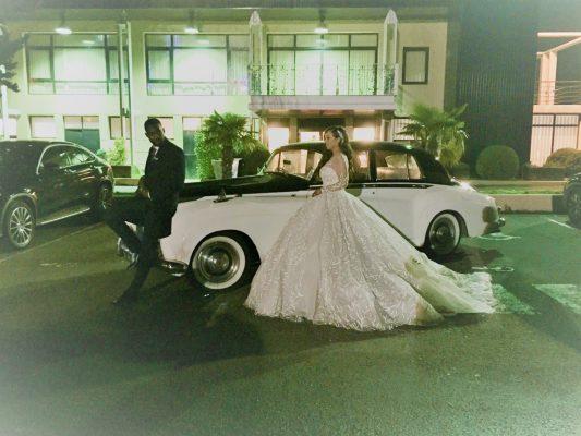 Locarolls location Rolls Royce avec chauffeur mariage